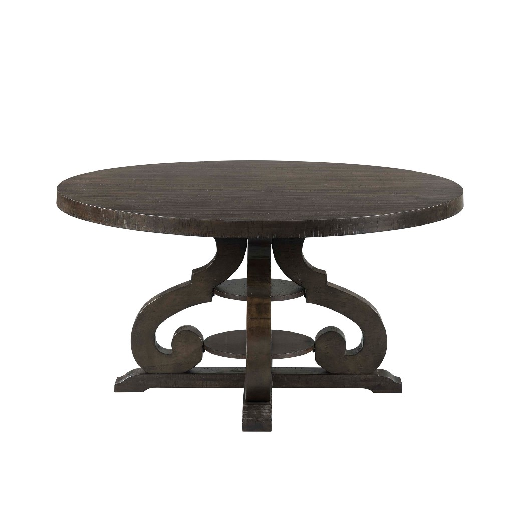 House | Round | Table | Dine