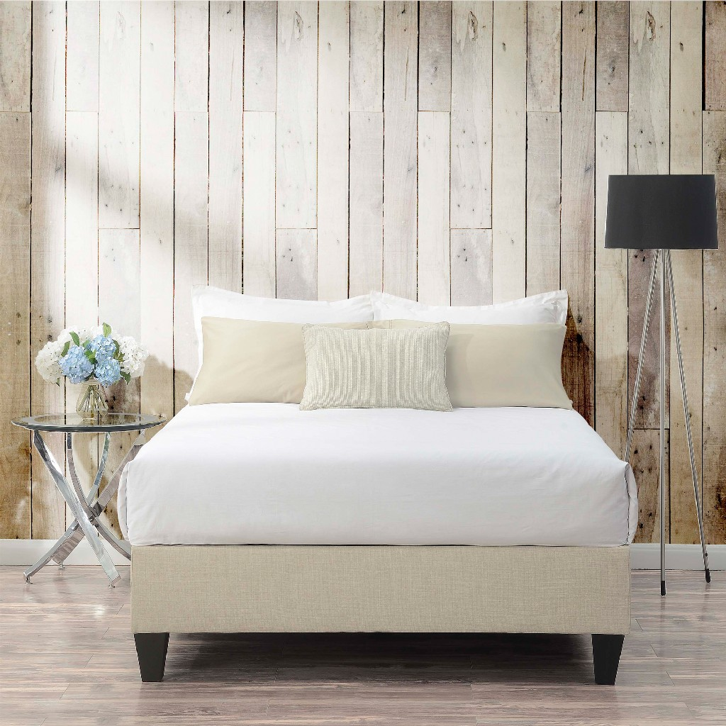 Abby Queen Platform Bed - Picket House Furnishings UBB082QBBO