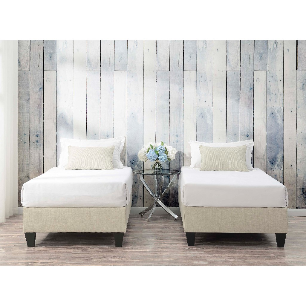 Abby Twin Platform Bed - Picket House Furnishings UBB082TBBO