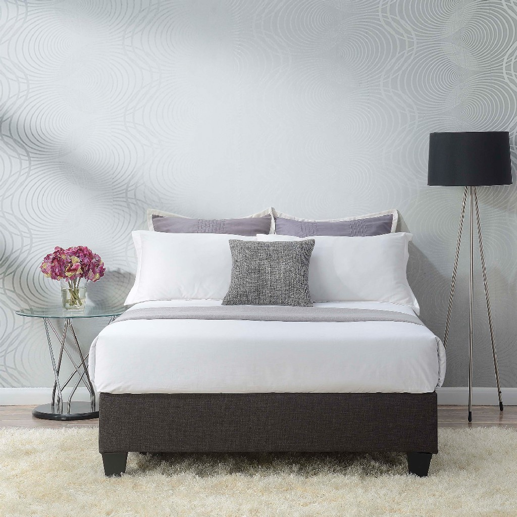 Abby Full Platform Bed - Picket House Furnishings UBB090FBBO
