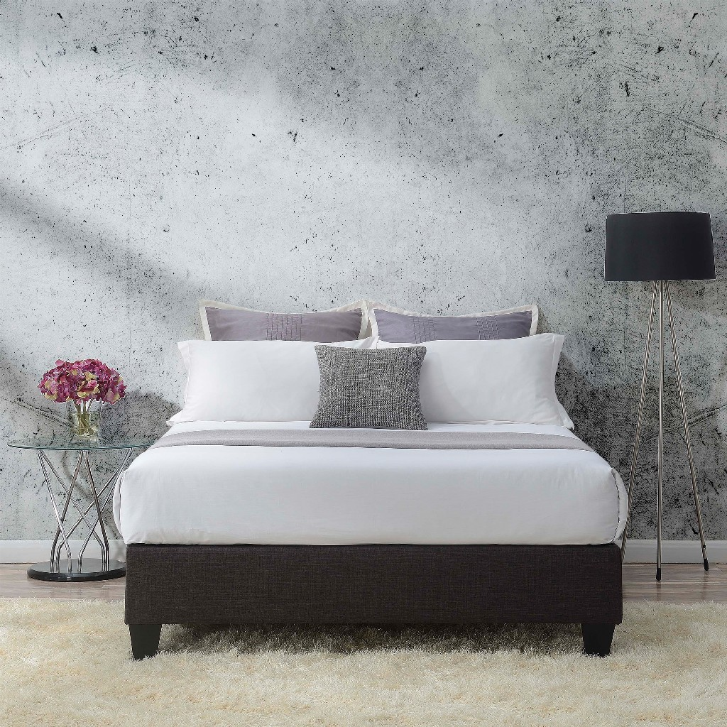 Abby Queen Platform Bed - Picket House Furnishings UBB090QBBO