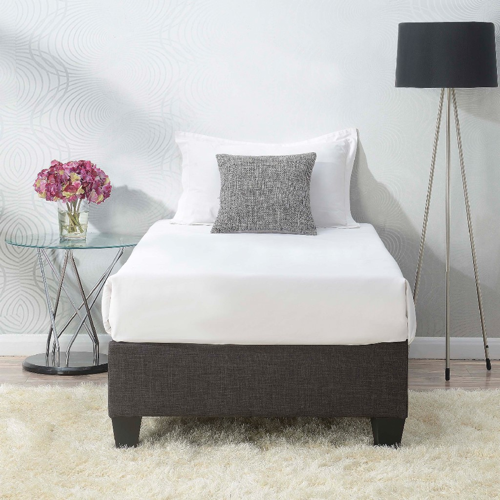 Abby Twin Platform Bed - Picket House Furnishings UBB090TBBO
