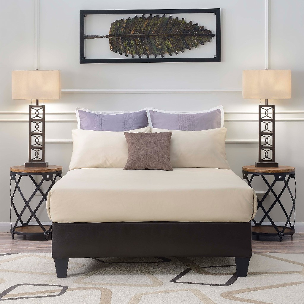 Abby Full Platform Bed - Picket House Furnishings UBB101FBBO