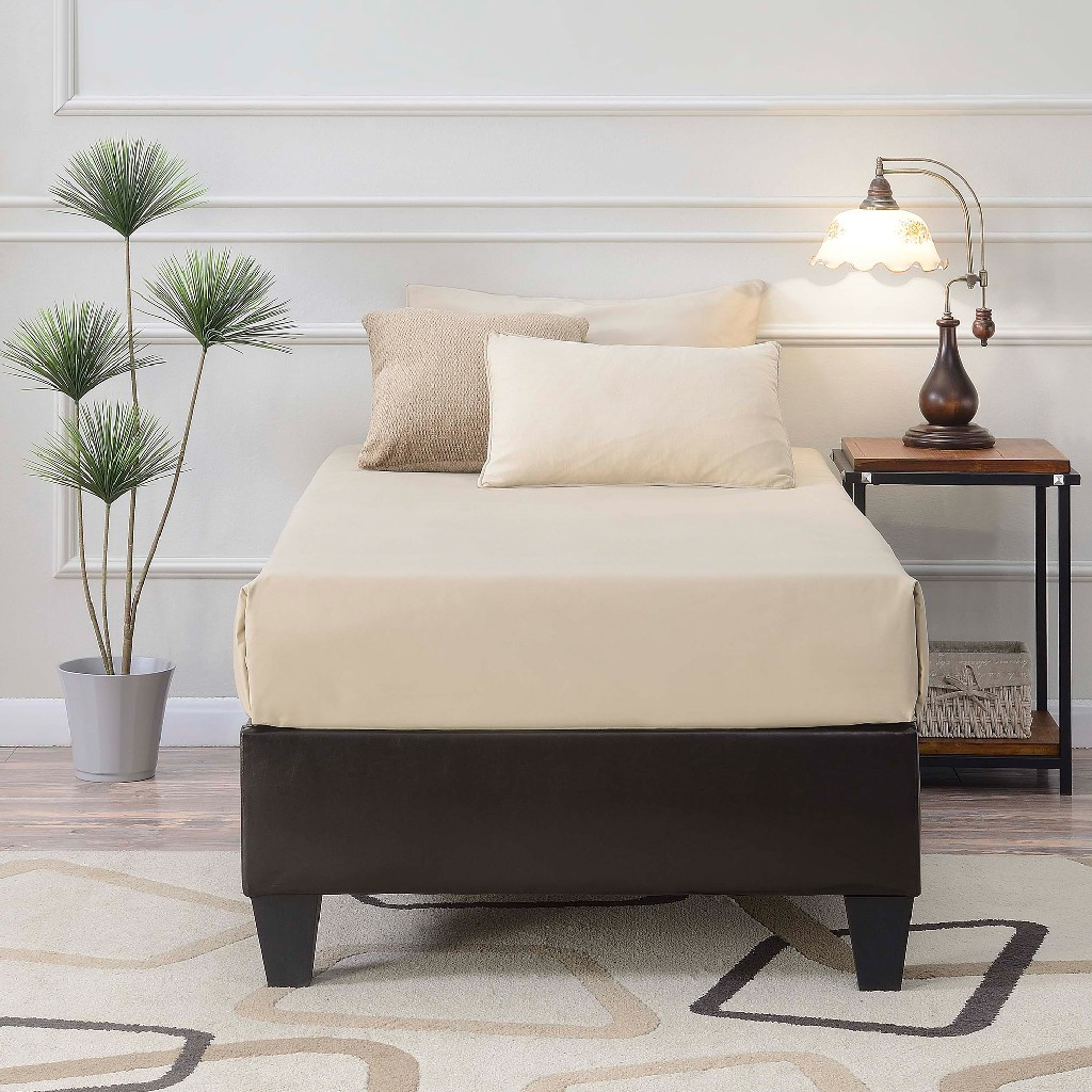 Abby Twin Platform Bed - Picket House Furnishings UBB101TBBO