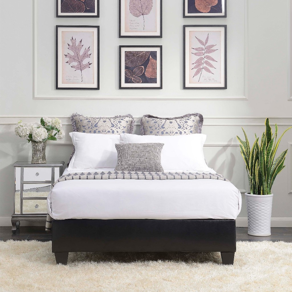 Abby Full Platform Bed - Picket House Furnishings UBB102FBBO