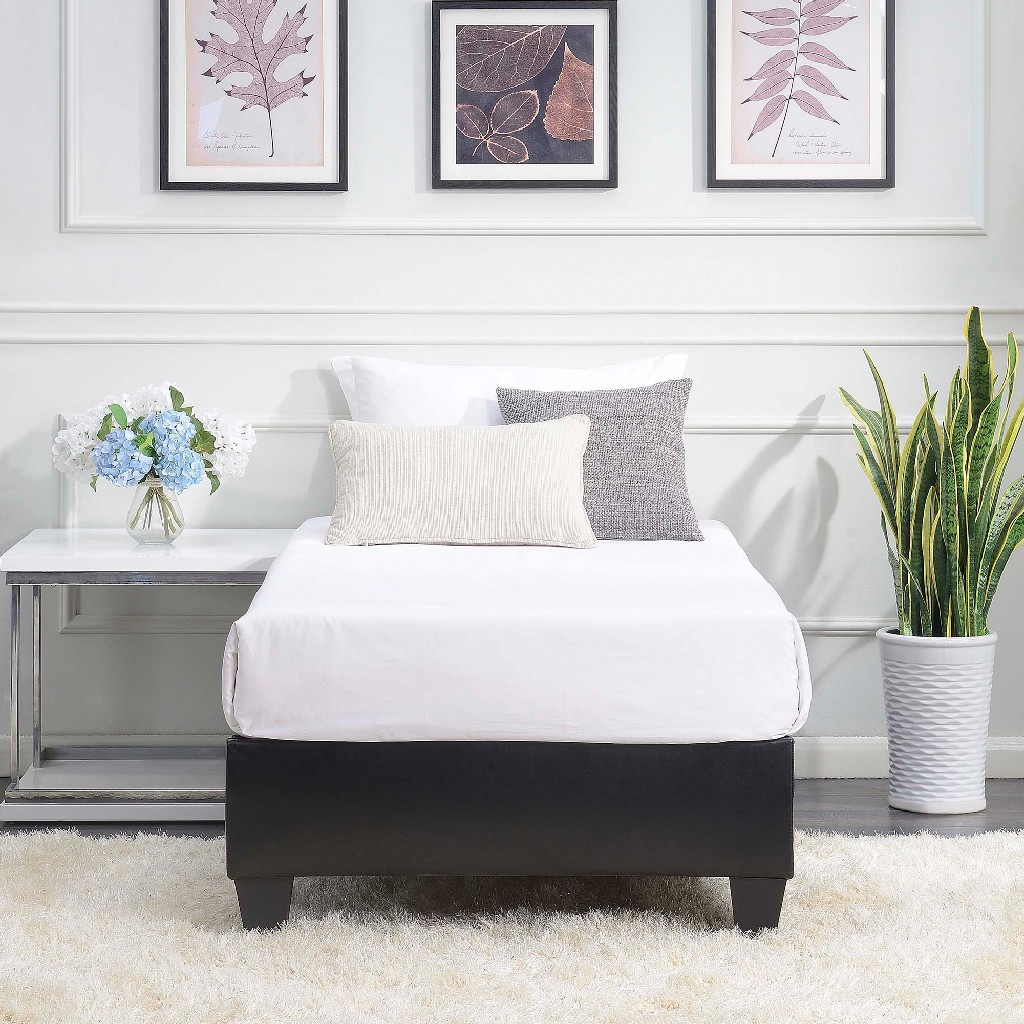 Abby Twin Platform Bed - Picket House Furnishings UBB102TBBO