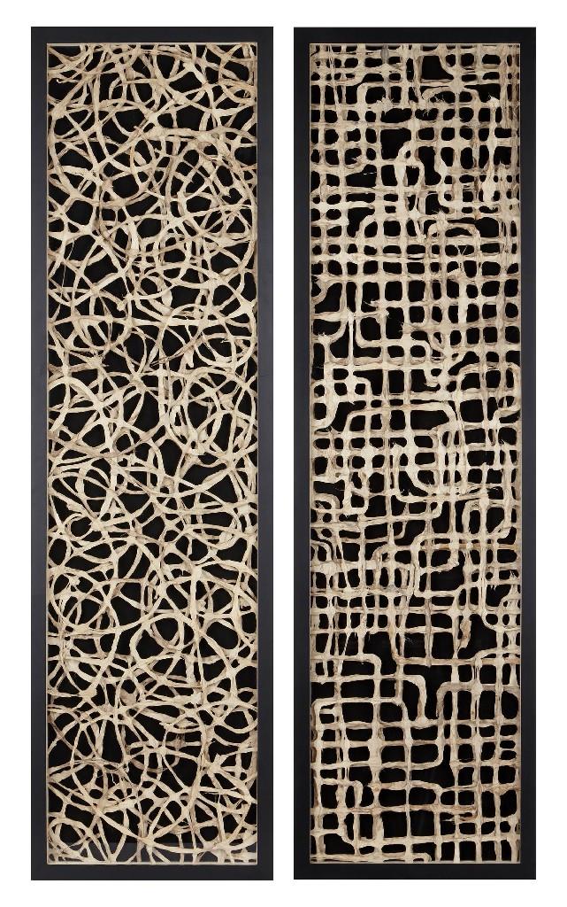 Imax Trisha Yearwood Canyon Handmade Paper Wall Dcor