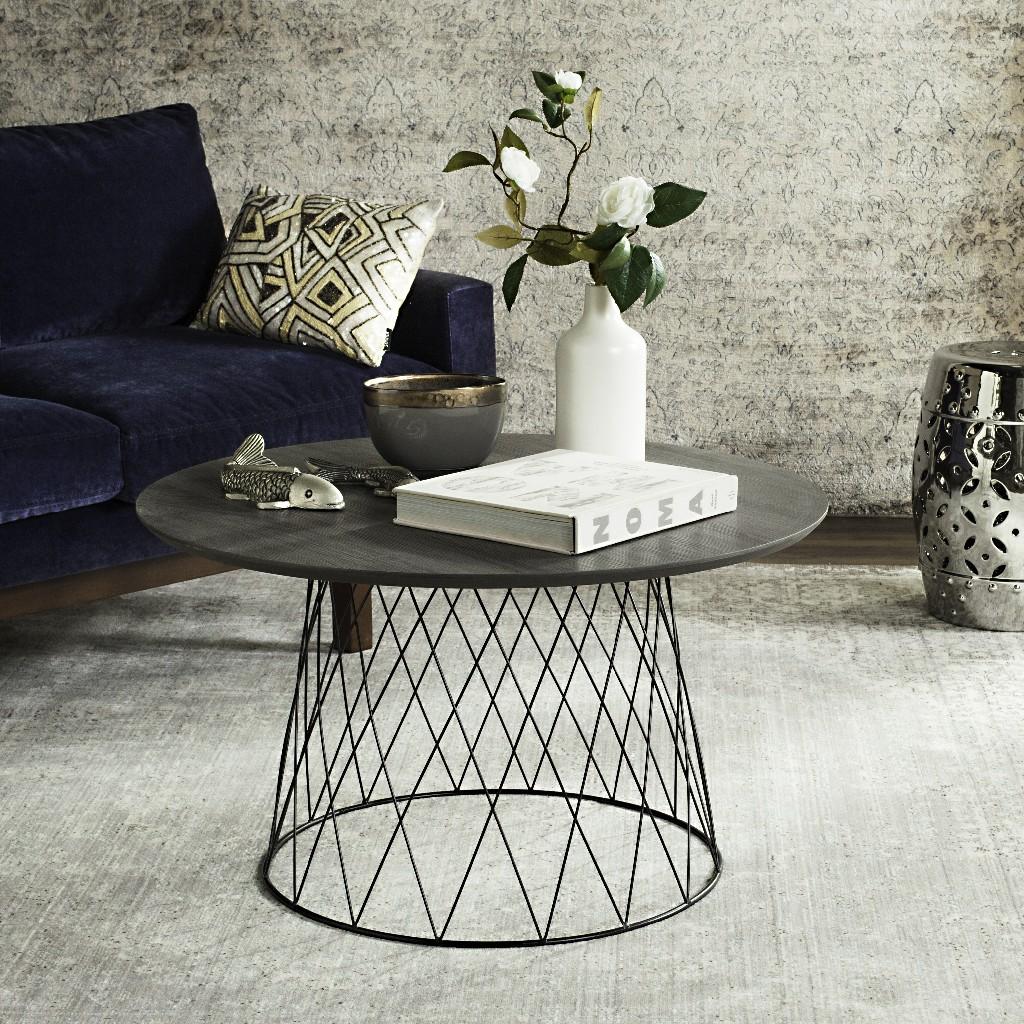 Safavieh | Century | Coffee | Retro | Table | Wood | Dark