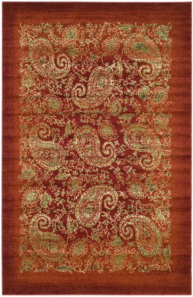 Collection   Safavieh   Rug   Red