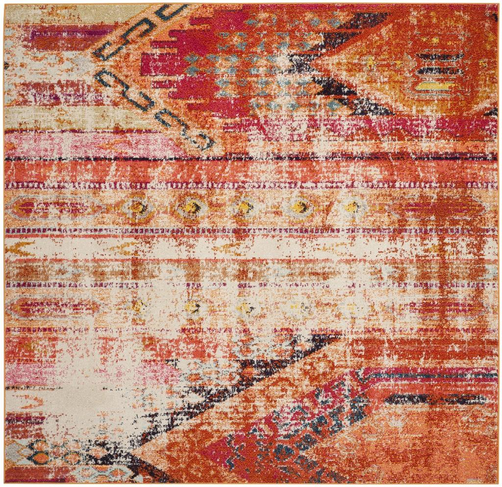 Monaco Collection 6 7 X 6 7 Square Rug
