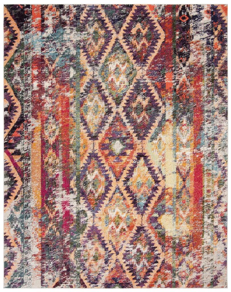 Collection | Safavieh | Purple | Orange | Rug