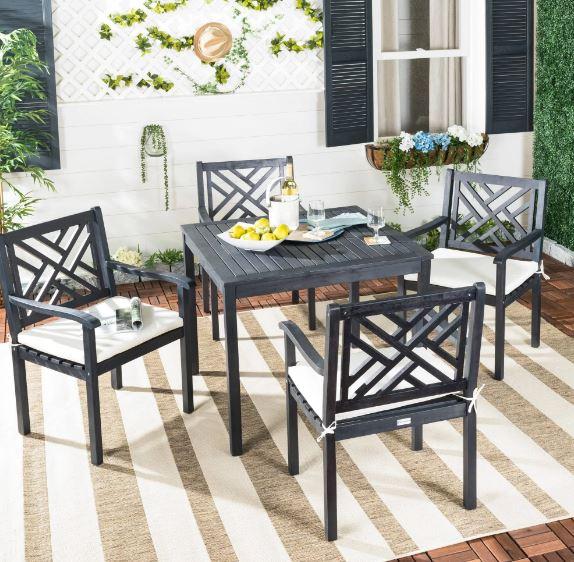 Safavieh Furniture Dining Set Photo