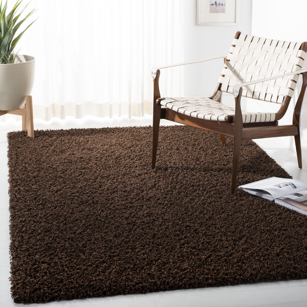 Athens Shag Collection 5 1 X 7 6 Rug In