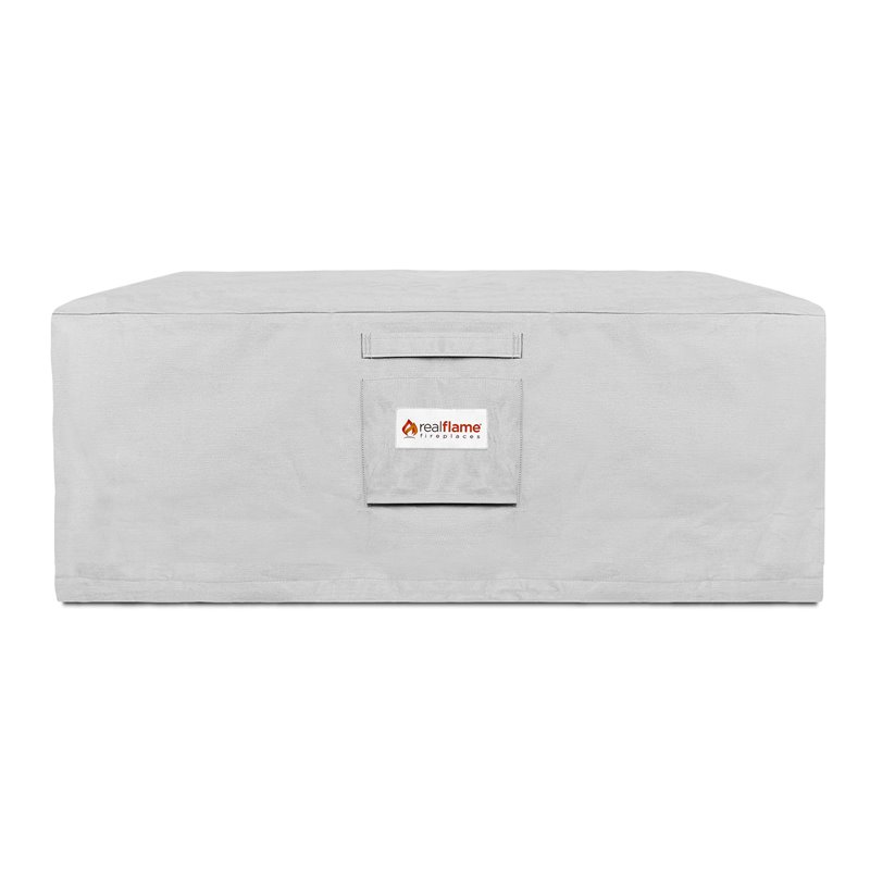 Sedeona Square Fire Table Protective Cover by Real Flame A11811