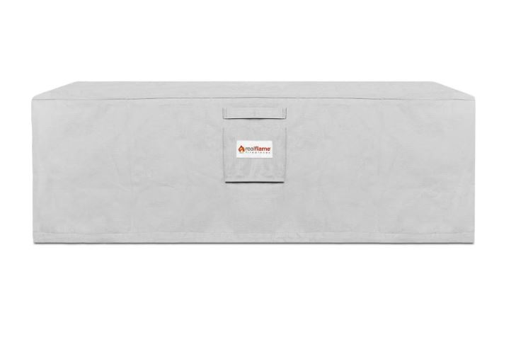 Sedona Rectangle Fire Table Protective Cover by Real Flame A11812