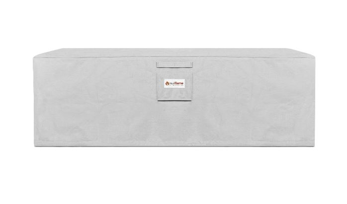 Baltic Rectangle Fire Table Protective Cover by Real Flame A9650