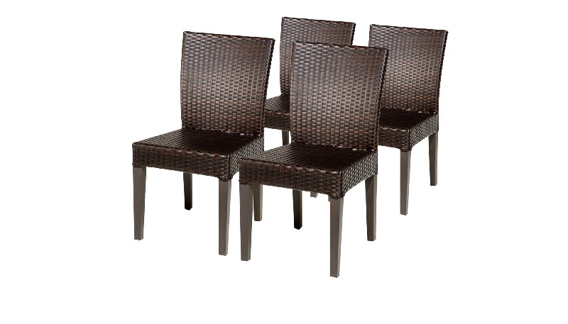 Tk Classics Dining Chair Armless