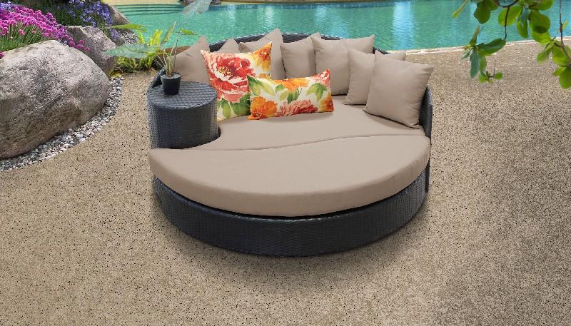 Tk Classics Circular Sun Bed