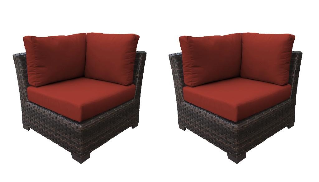 Tk Classics Corner Sofa Cinnamon