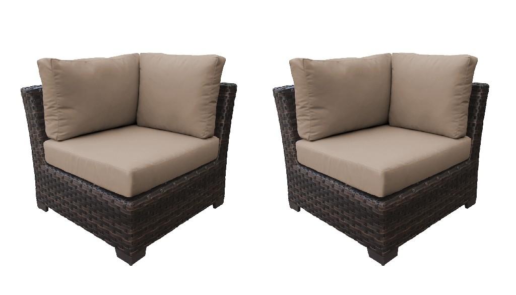 Tk Classics Corner Sofa Toffee