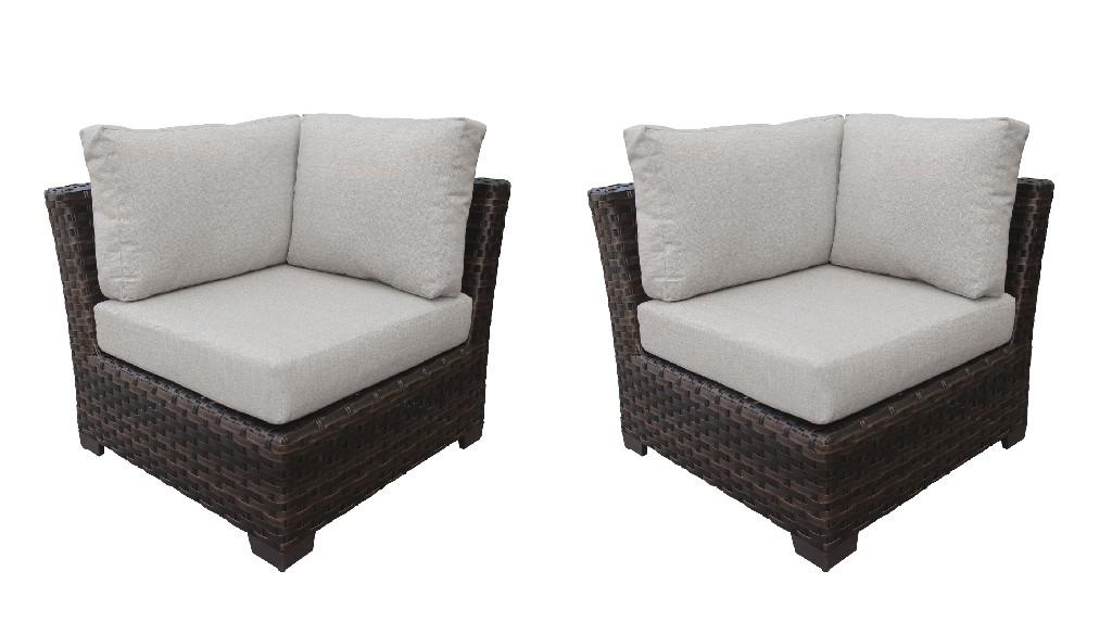 Tk Classics Corner Sofa Truffle