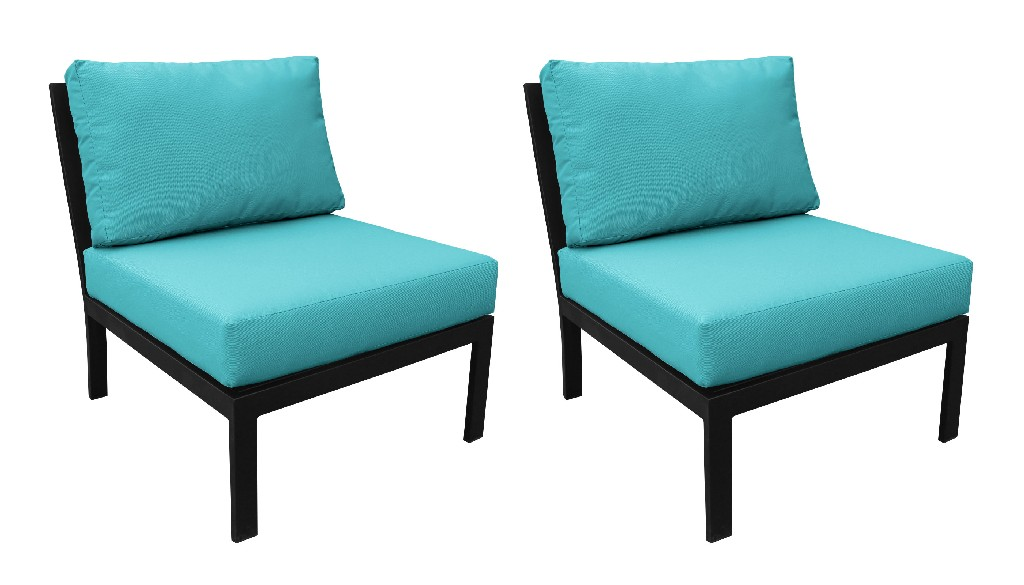 Tk Classics Armless Sofa