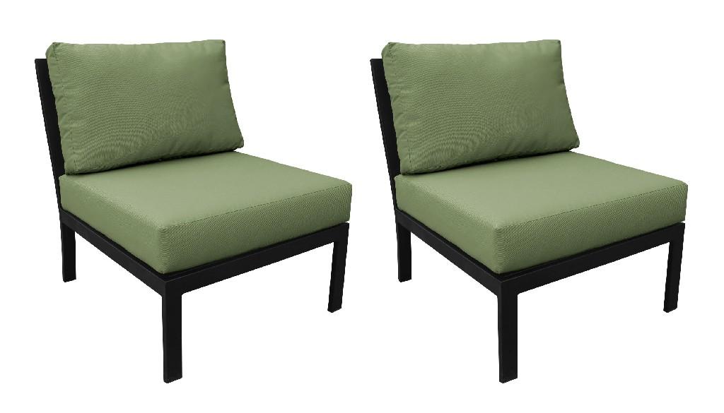 Tk Classics Armless Sofa Forest