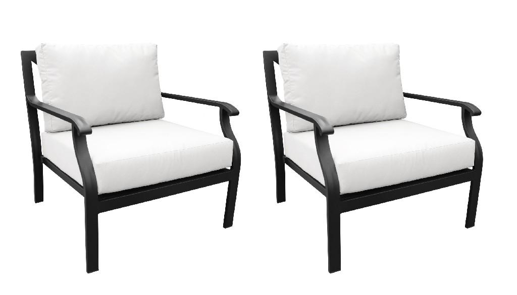Tk Classics Club Chair Alabaster