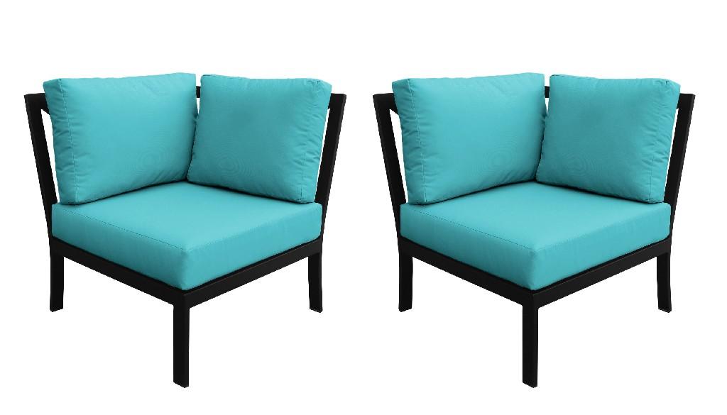 Tk Classics Corner Sofa Aqua