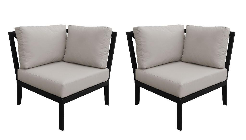 Tk Classics Corner Sofa Almond