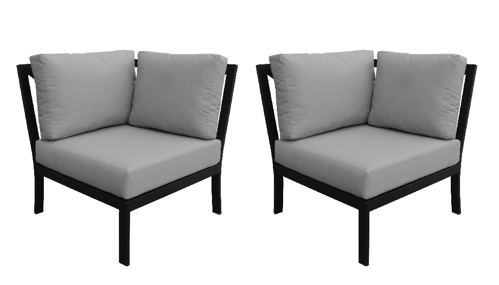 Tk Classics Corner Sofa Slate