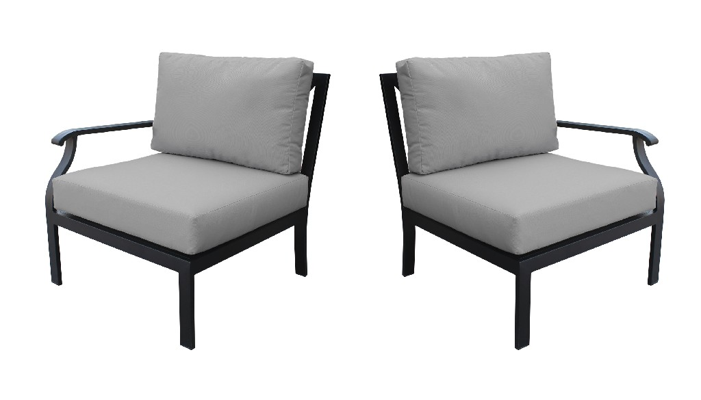 Tk Classics Left Arm Sofa Right Arm Sofa Slate