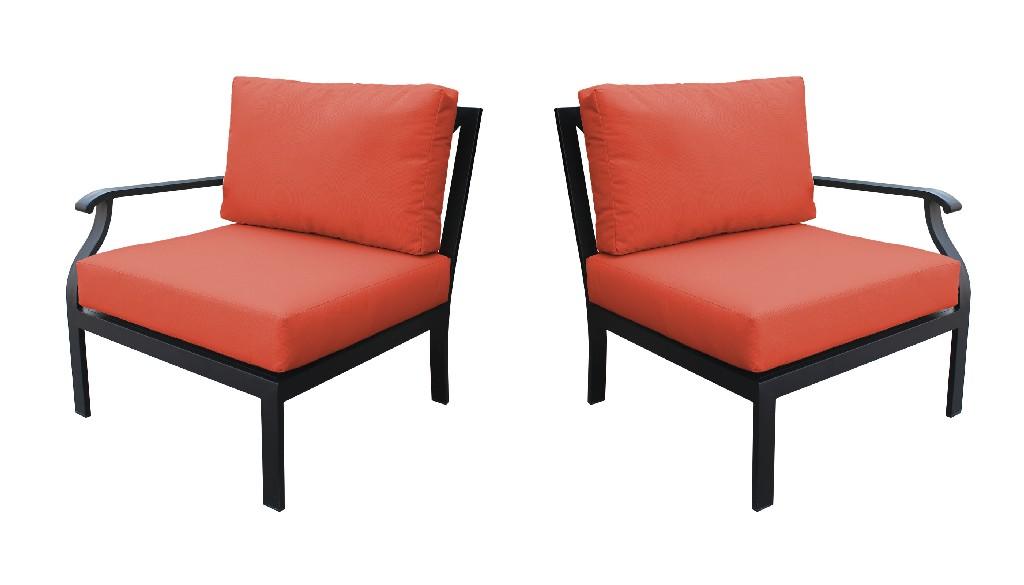 Tk Classics Left Arm Sofa Right Arm Sofa Persimmon