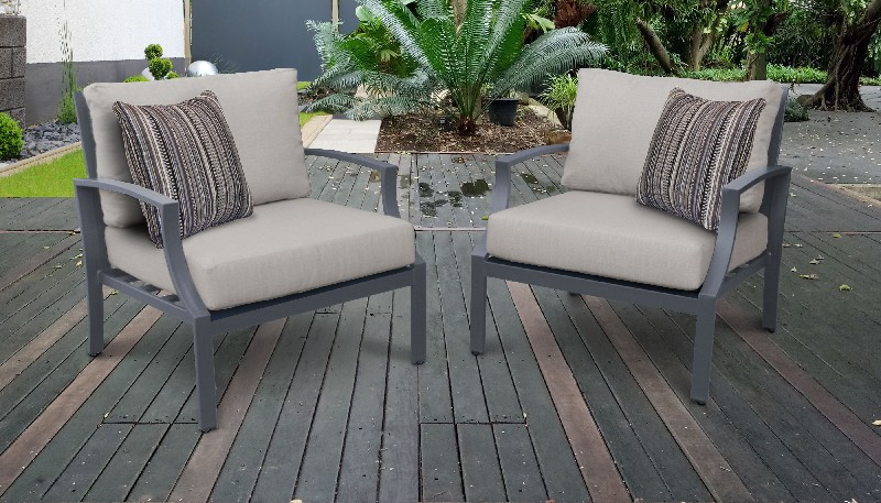 Tk Classics Patio Set B