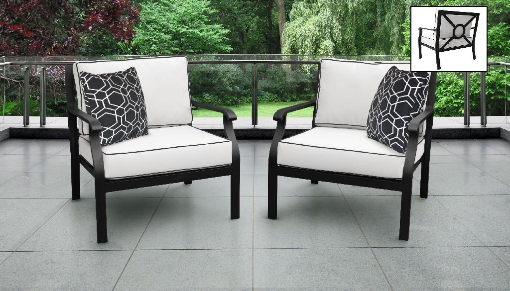 Tk Classics Furniture Patio Set Outdoor Aluminum Photo