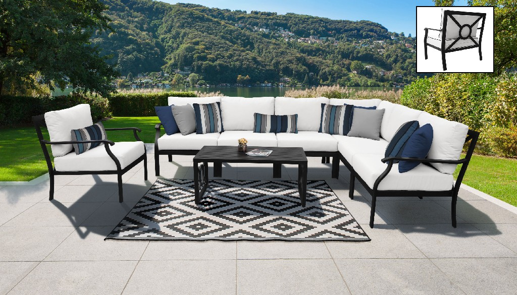 Furniture | Aluminum | Outdoor | Classic | Garden | Patio | Piece | Home | Set