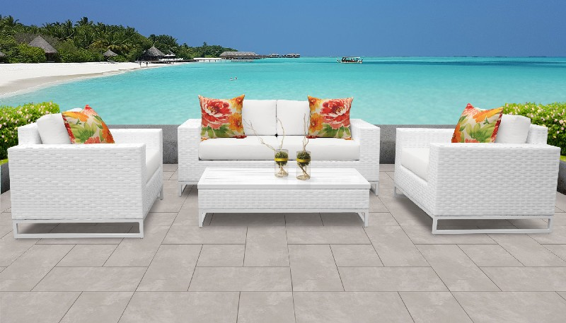 Tk Classics Furniture Patio Set Outdoor Wicker Photo