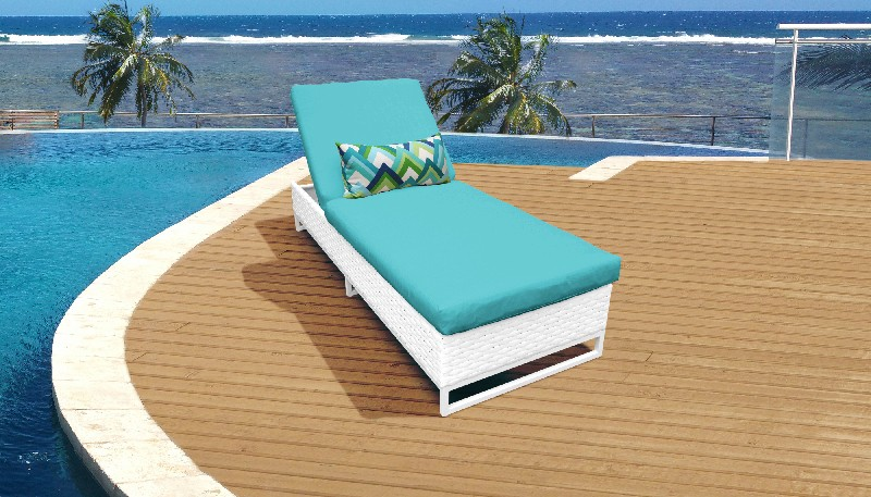 Chaise Outdoor Wicker Patio Furniture
