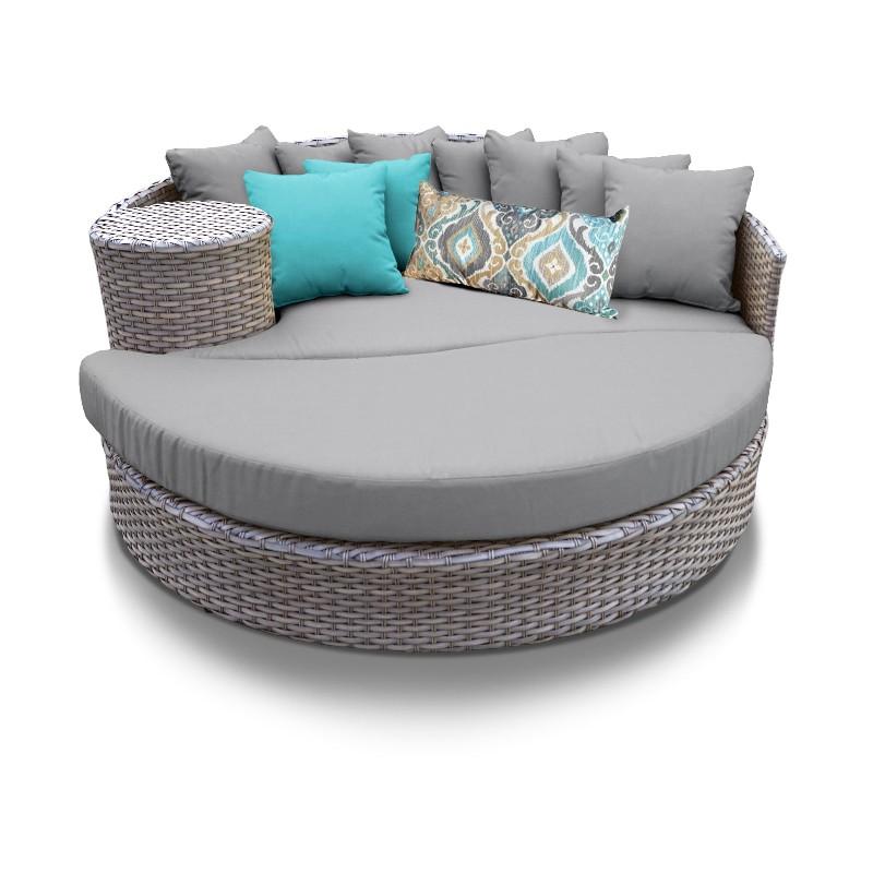 Circular Sun Bed