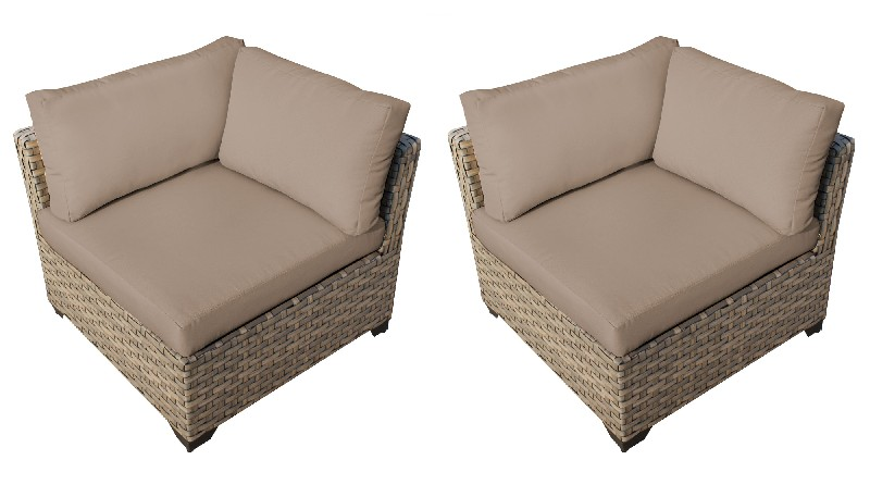 Tk Classics Corner Sofa Per Box Wheat