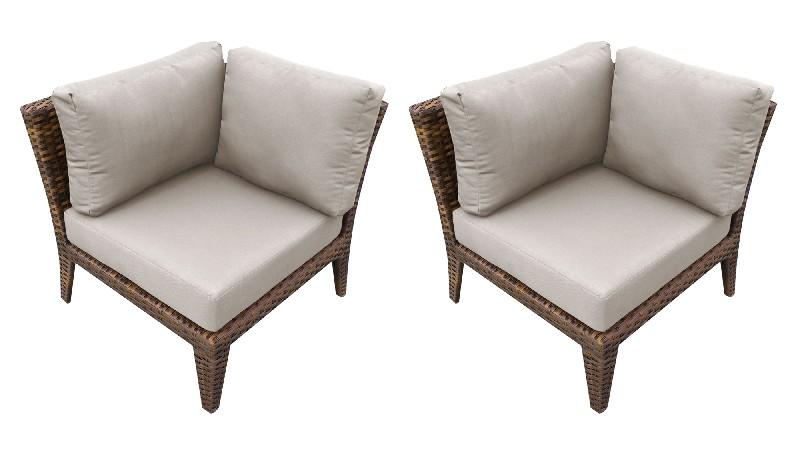 Tk Classics Manhattan Corner Sofa Per Box Beige