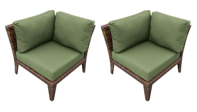 Tk Classics Manhattan Corner Sofa Per Box Cilantro