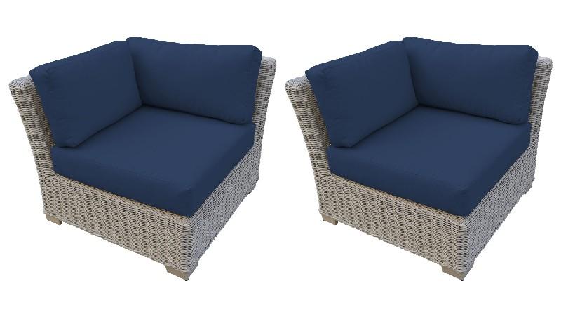 Tk Classics Corner Sofa Per Box Navy