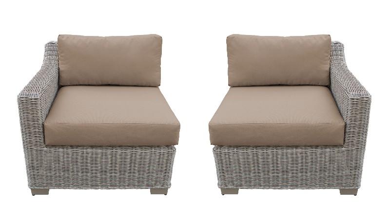 Tk Classics Left Arm Sofa Right Arm Sofa Wheat