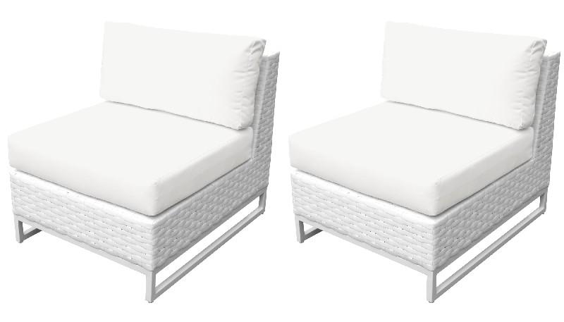 Armless Sofa Per Box