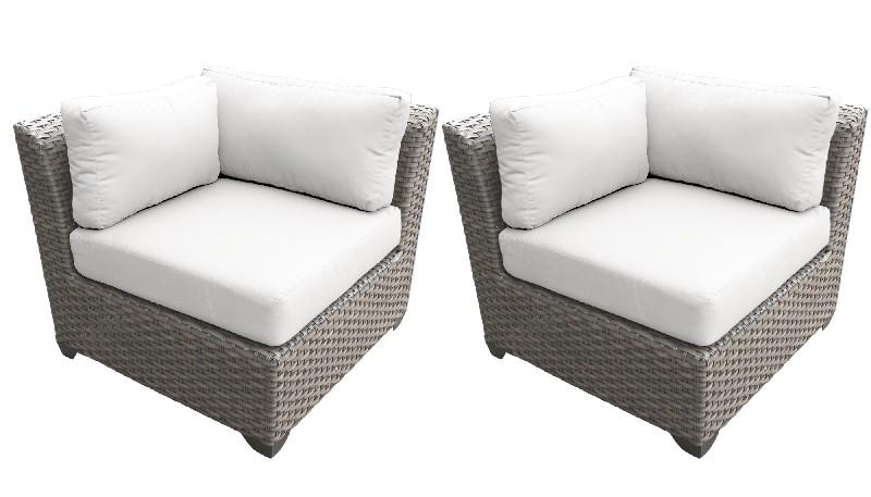 Tk Classics Corner Sofa Per Box Sail White
