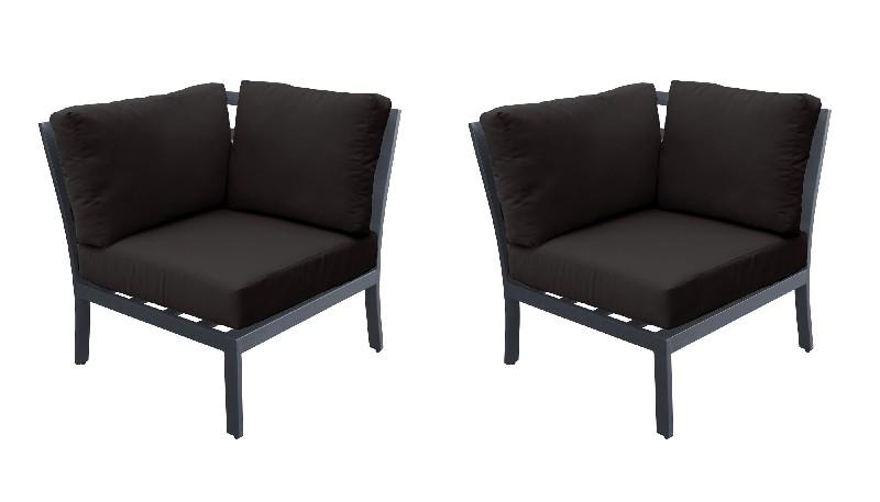 Tk Classics Corner Sofa Per Box Black