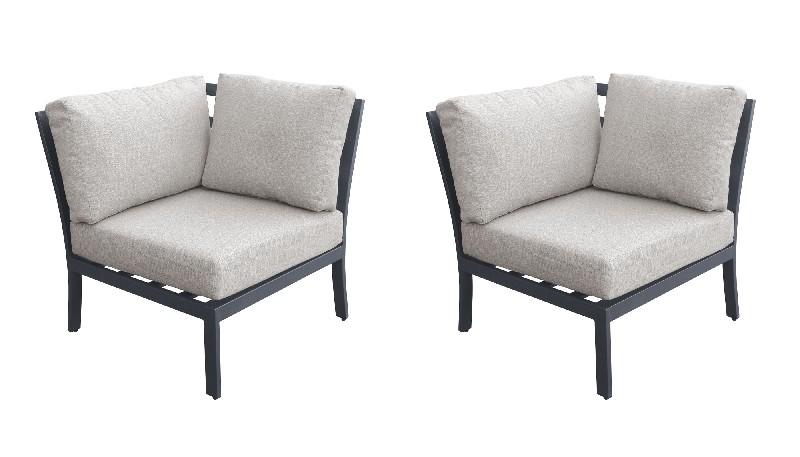 Tk Classics Corner Sofa Per Box Ash
