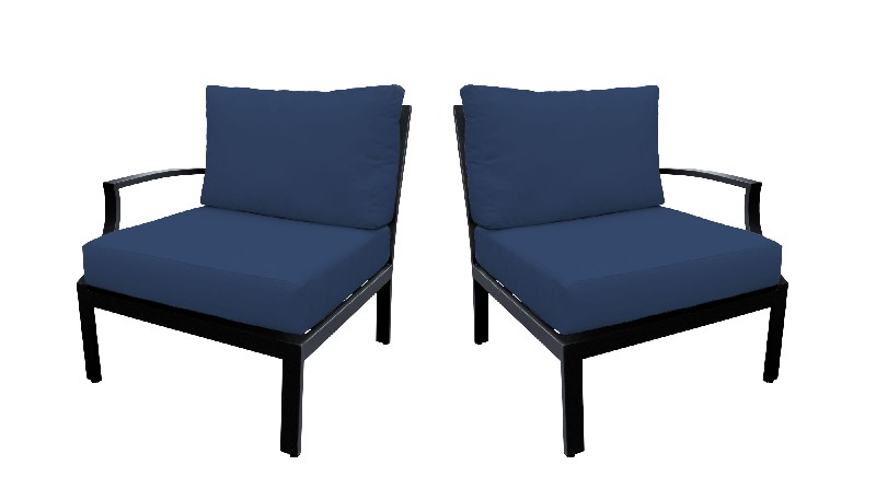 Tk Classics Left Arm Sofa Right Arm Sofa Navy