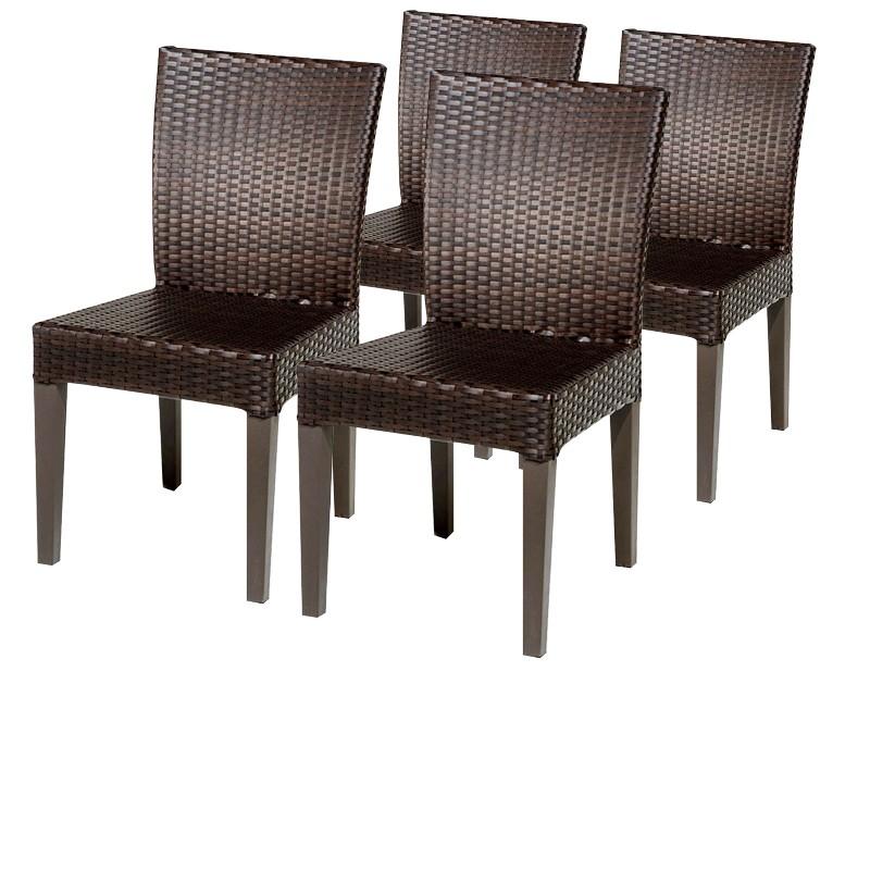 Tk Classics Dining Chair Armless